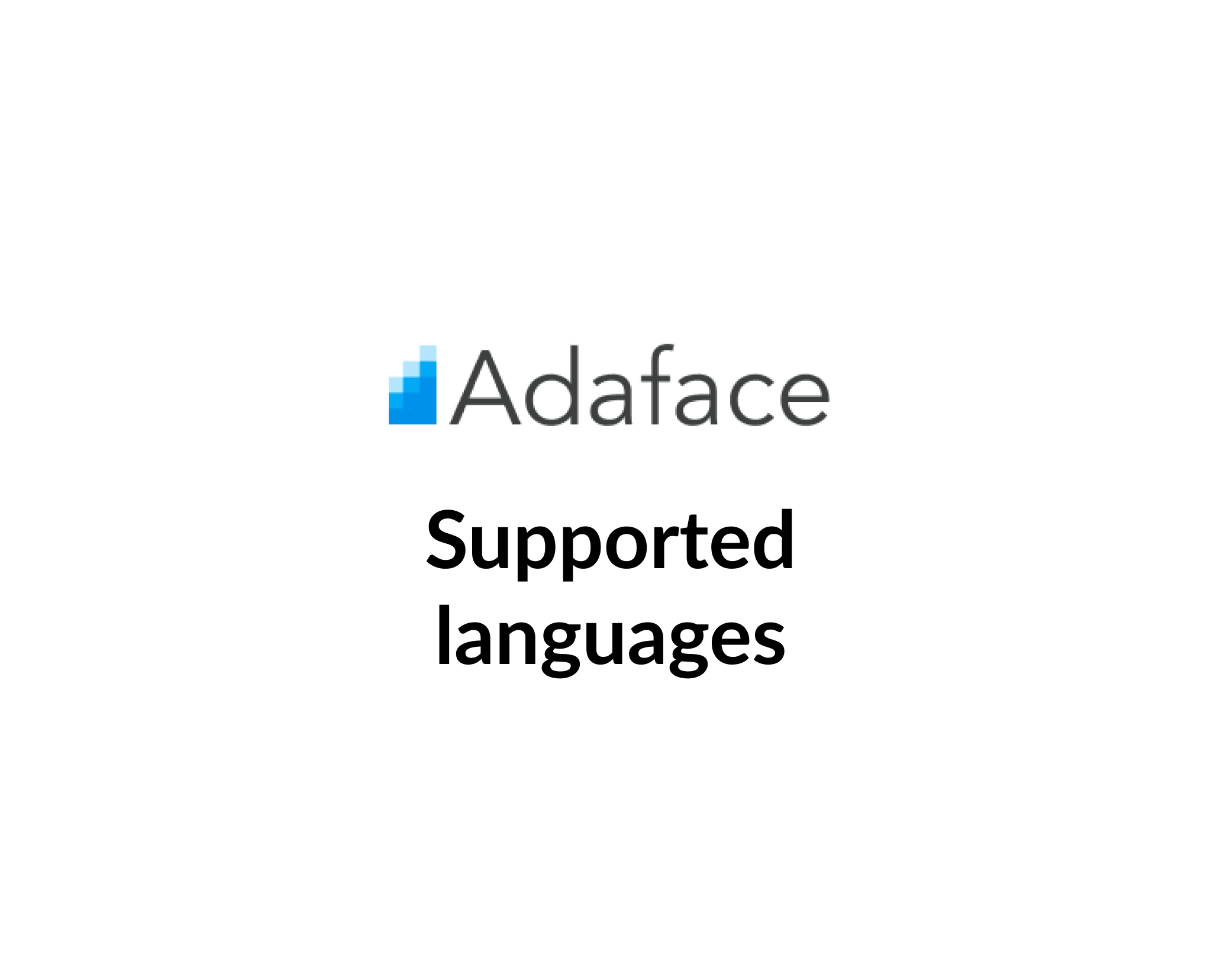 60+ programming languages to support your technical requirements