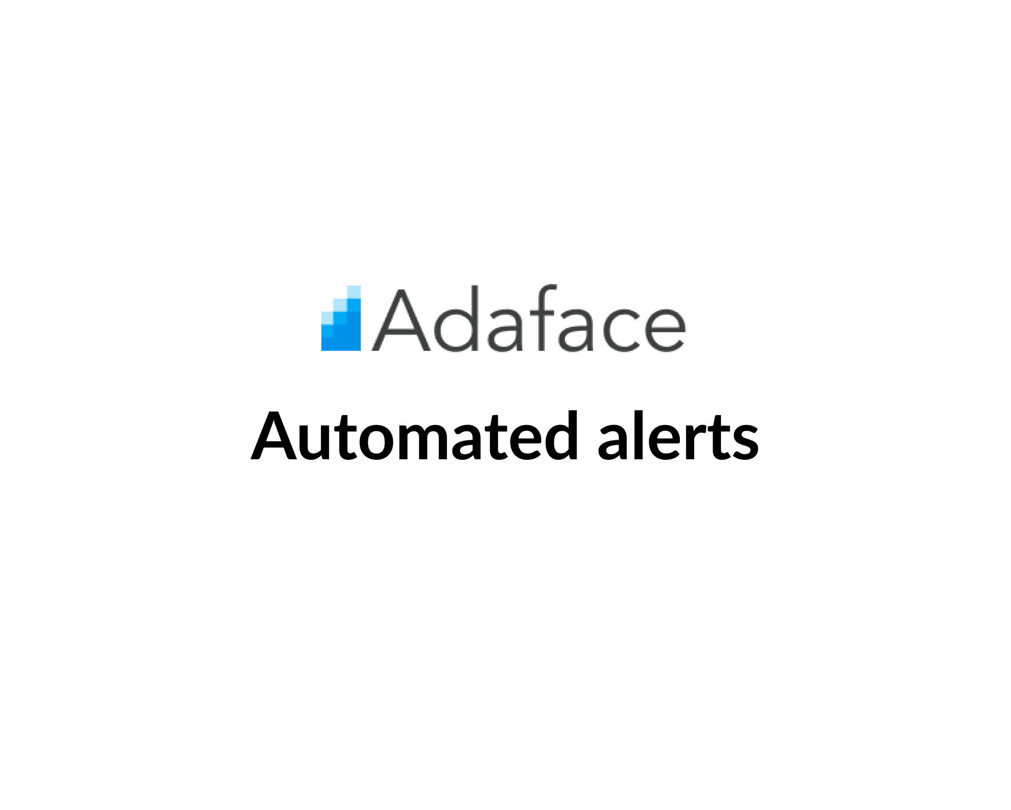 Automated alerts image