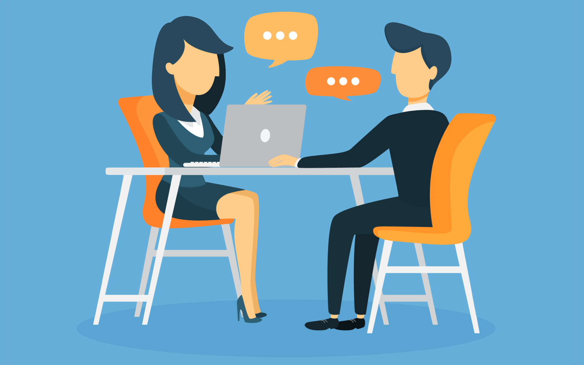10 Behavioral Interview Questions To Ask Your Candidates image
