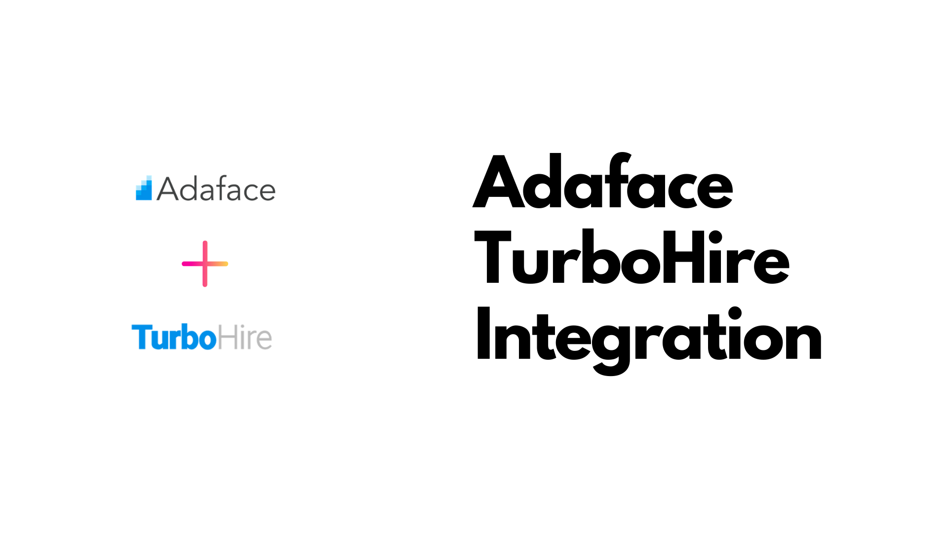 Adaface TurboHire Integration image