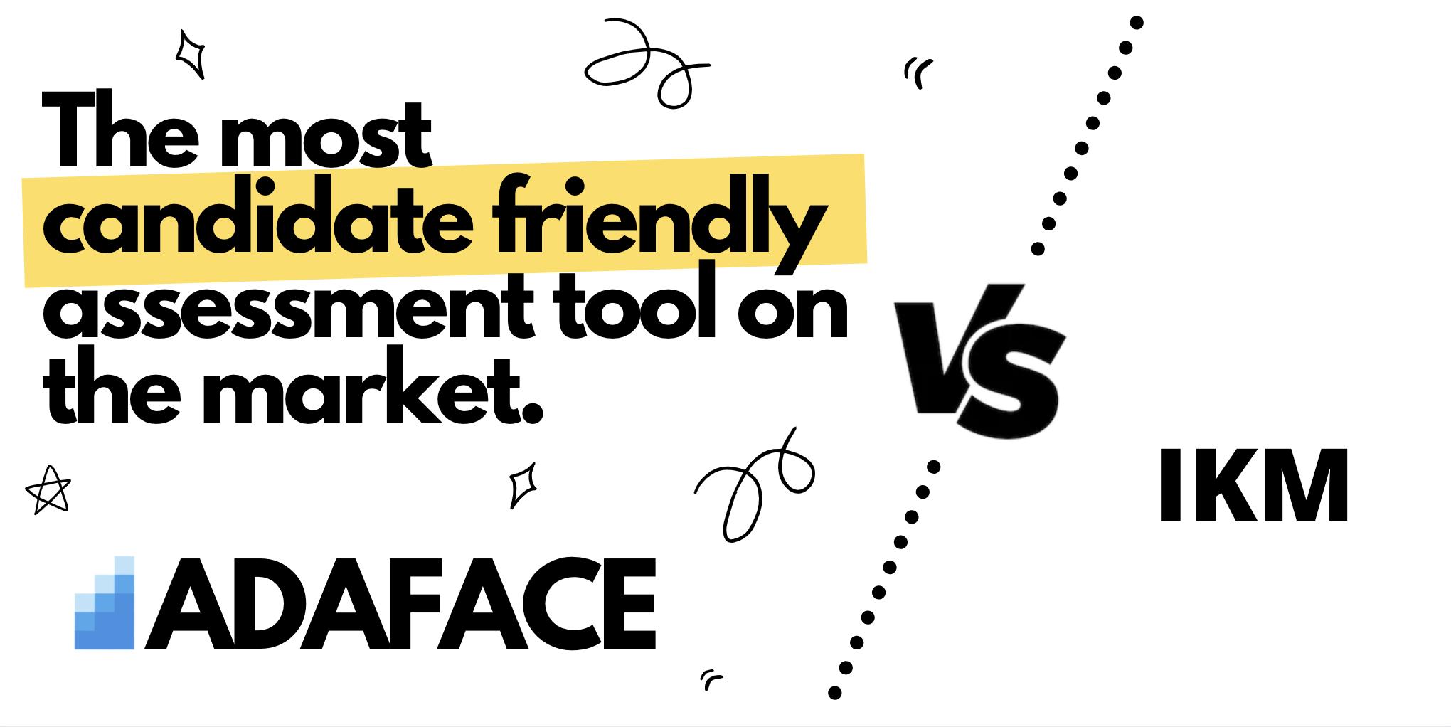 IKM vs Adaface image