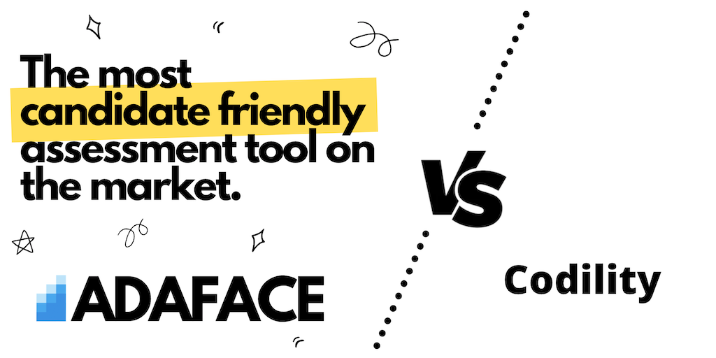 Codility vs Adaface image