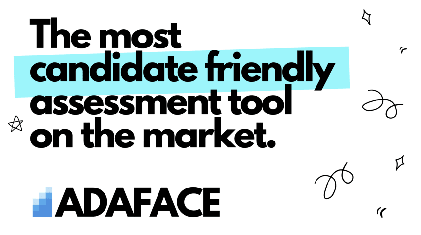 Why tech recruiters are switching to Adaface image