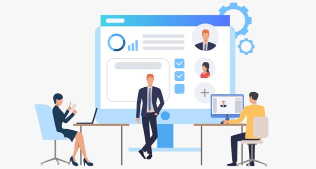AI in HR image