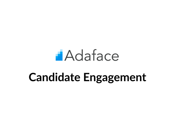 Candidate engagement and branding