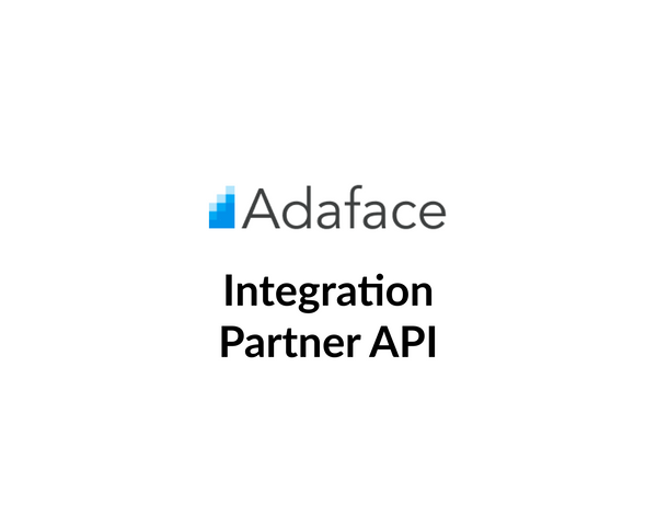 Integration Partner API