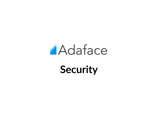 Adaface approach to security